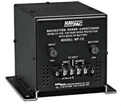 Newmar Nav-Pac 12V, Prevents Voltage Drop