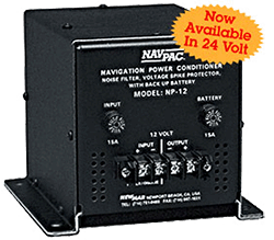Newmar Nav-Pac 24V, Prevents Voltage Drop
