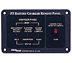 Newmar Remote Panel, Phase 3 Chargers