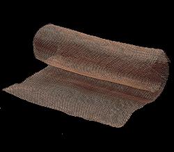Newmar Copper Grounding Mesh/Screen, 4' x 25'