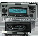 Poly-Planar MRD85i Stereo, w/ internal MP3 dock