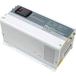 ProMariner 1000 Watt Mod. Sine Wave Inv./Charger