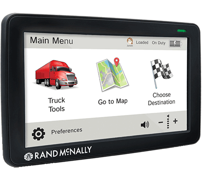 Rand-McNally IntelliRoute TND 530 LM 5