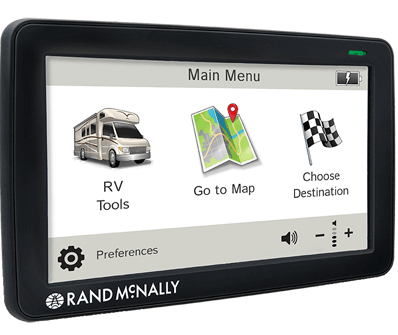 Rand-McNally RVND 7730 LM, 7
