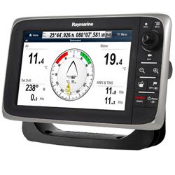 Raymarine c97 MFD/Sonar w/ C-Map ROW Essentials