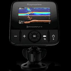 Raymarine Dragonfly 4 Pro w/ C-Map Essentials ROW