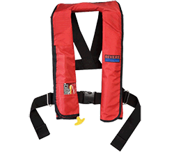 Revere Lifevest, Type III, Manual, Red