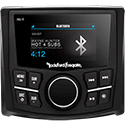 Rockford Fosgate Punch Wired Remote, 2.7