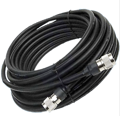 Shakespeare Coax Cable, 50' LMR-400 Ultra Low Loss