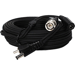 Speco 150 Power-Video Extension Cable (BNC)