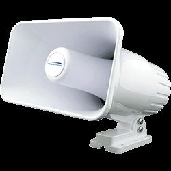 Speco Hailer Horn, 8 Ohm 5x8 15 Watt