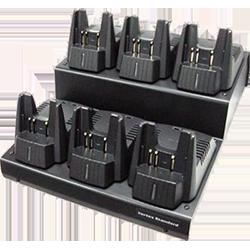 Standard Horizon 6 Gang Rapid Charger, VAC-6020C, 220V